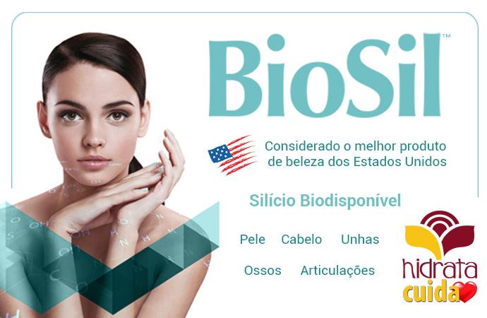 Biosil - Silício Biodisponível